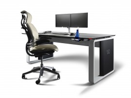 ADVANTIS control room console for one person